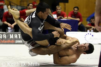 Braulio Estima makes MMA debut in Titan FC