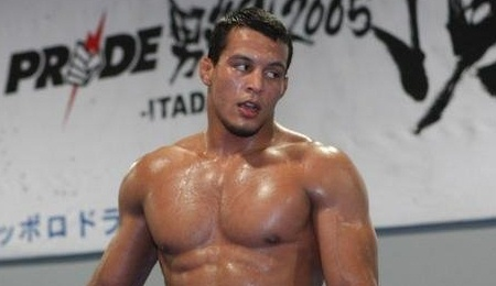 2011 ADCC champion Vinny Magalhaes