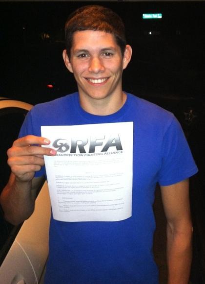 RFA Jones contract