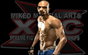 XFC Fighter Corey Hill