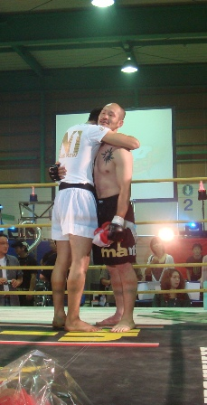"""Yoshiro """"Barbaro44"""" Tomioka retired from MMA as of June 24th, 2012. His final record is 17 wins 10 losses and 6 draws."""