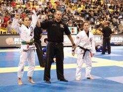 Kyra Gracie Worlds photo Kid Peligro