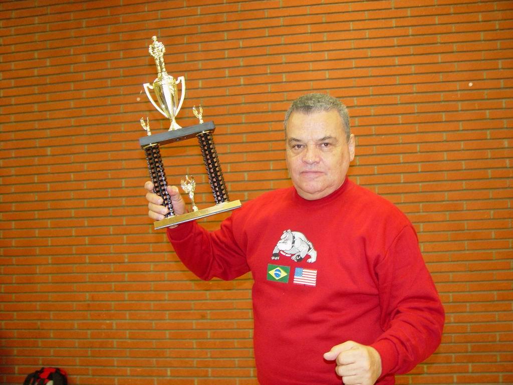 Grandmaster Carlson Gracie - Photo -Kid Peligro
