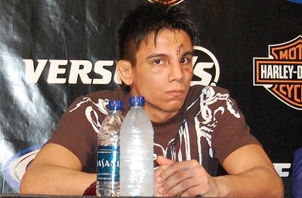 Former WEC champion Miguel Torres