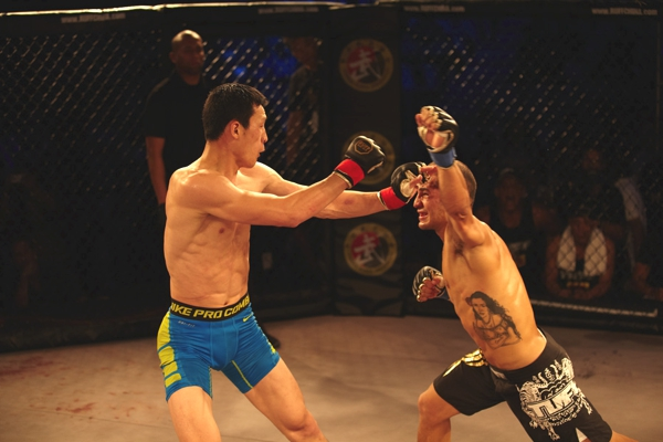 Wang Guan vs. Sandro da Silva RUFF 4