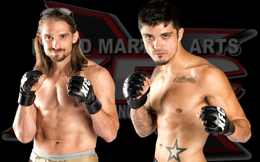 Forant vs. Hicks at XFC21