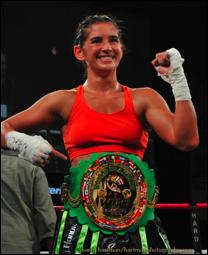 Tiffany Van Soest - Lion Fights