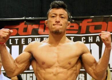 Pride FC and Strikeforce veteran Tatsuya Kawajiri