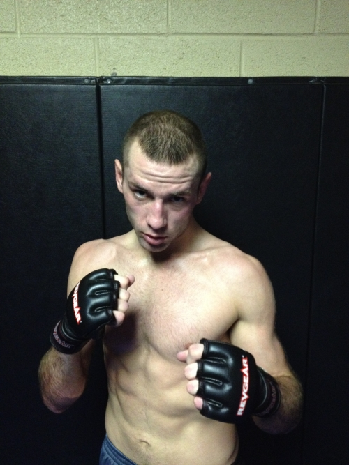 Tom McKenna, with a pro MMA record of 7-2, will take on a former Sengoku champ Masanori Kanehara this weekend at Korakuen Hall
