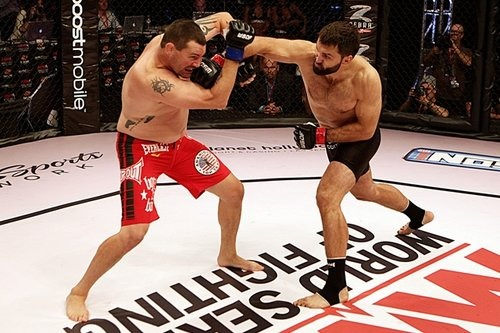 Arlovski vs. Cole at WSOF 1