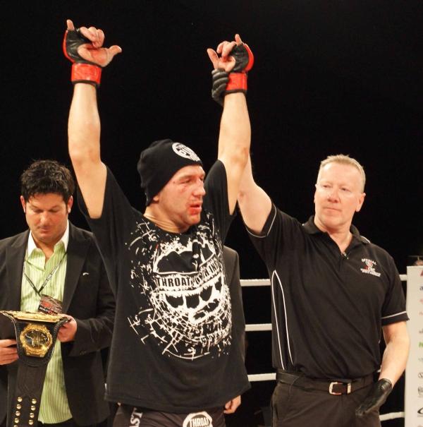 Elvis Mutapcic winner