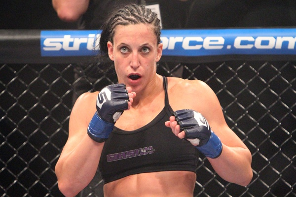 Strikeforce veteran Julia Budd