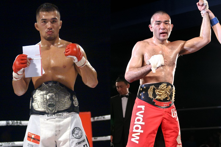 Takenori Sato (left) joined Ryo Chonan's TOKYO TRIBE M.M.A. and he is going to face Akihiro Murayama from team GUTSMAN in a non-title bout this Sunday in Pancrase