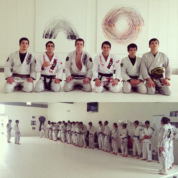 Keenan Cornelius and Miyao brothers join Mendes Bros at Art of Jiu-Jitsu Academy