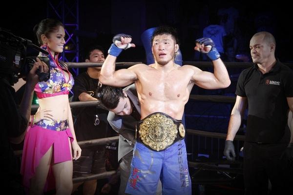 Champ Koji Ando