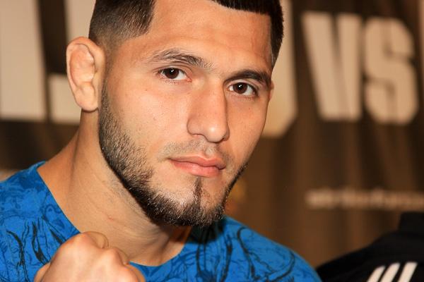 UFC lightweight Jorge Masvidal