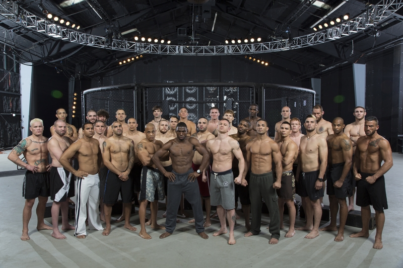 Fight Master Group Shot