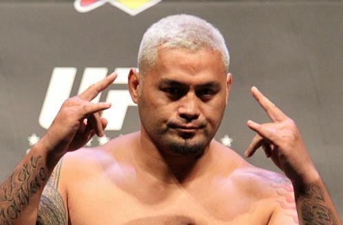UFC heavyweight Mark Hunt