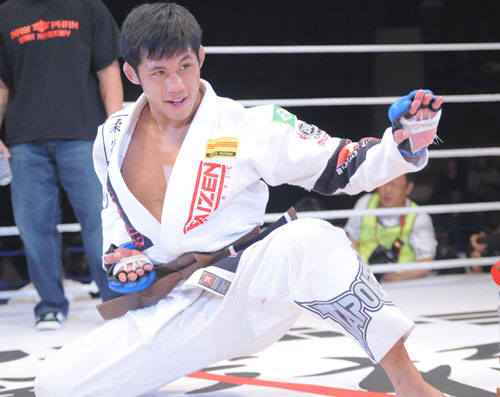 Two fighters from Nam Phan's team will be fighting in Pancrase 250 at Differ Ariake.