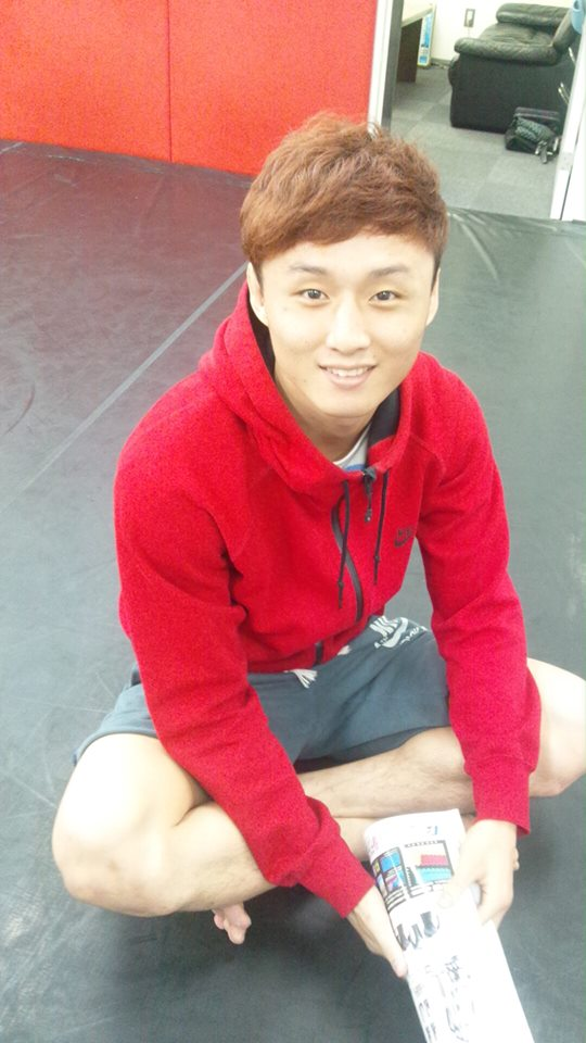 Doo Hoo Choi from Korea is looking to improve his MMA record o 11-1 against SHOJI this saturday at Korakuen Hall in Tokyo.