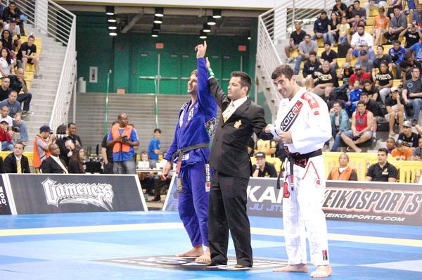 Buchecha and Cavaca shared the win