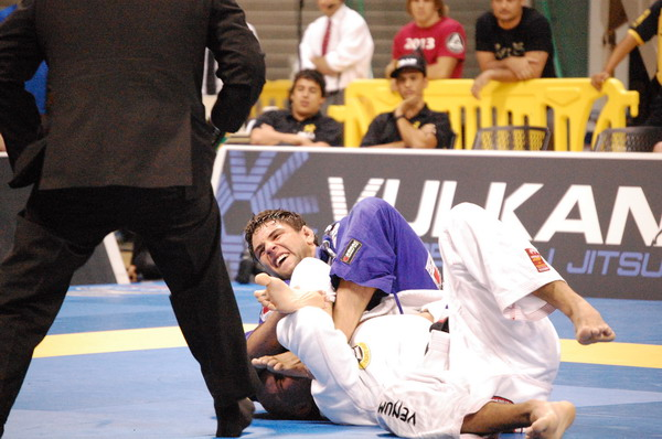Buchecha smiles as teh absolute finals come to an end