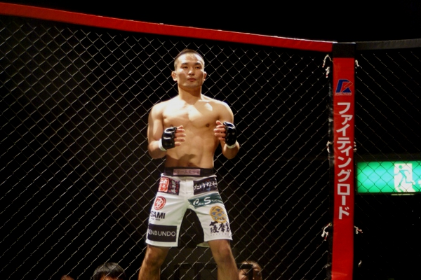 Katsunori Kikuno is looking to improve his MMA record to 21-5 against Yong-Jae Lee in dEEP 63.