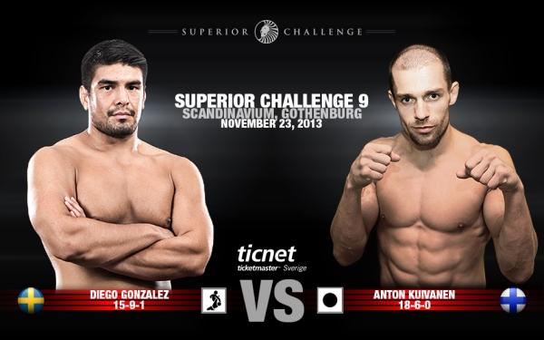 Diego Gonzalez vs Anton Kuivanen