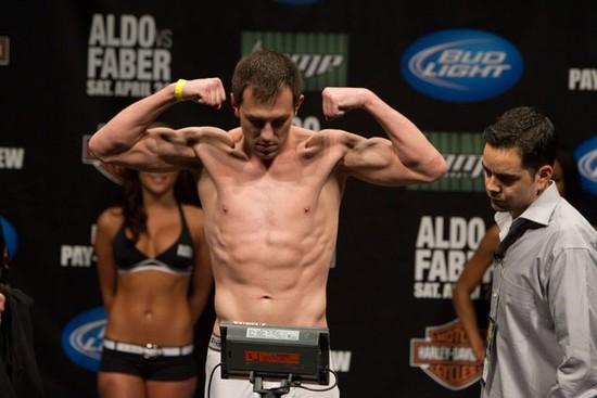 UFC veteran Tyler Toner