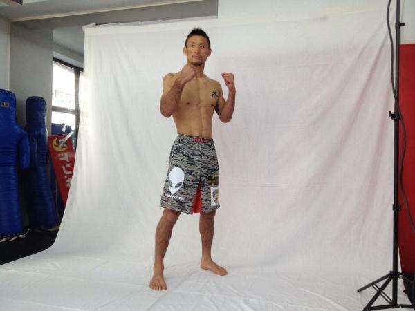 "At 155 lbs, UFC / Bellator veteran Yoshiyuki ""Zenko"" Yoshida looked better than ever."