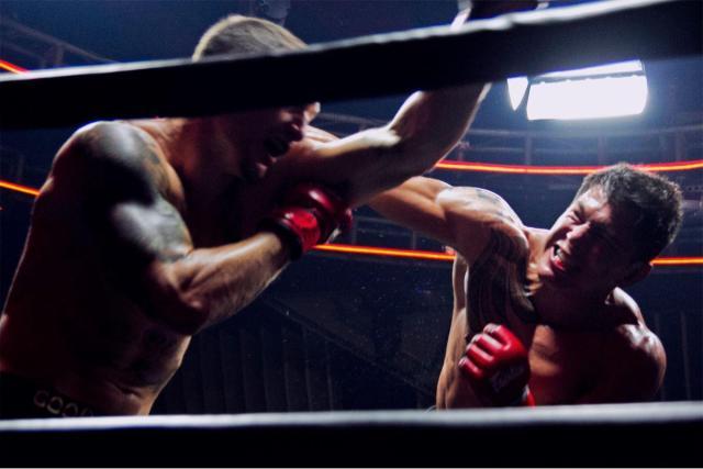 Iron Fist vs. The Joe Ray