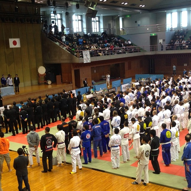 Rickson Cup Opening Ceremony