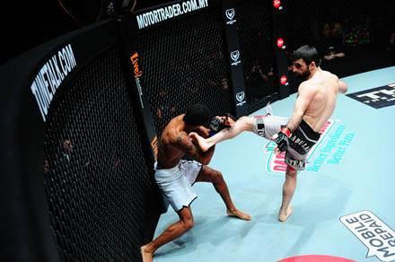 Yusup Saadulaev vs. Adriano Moraes