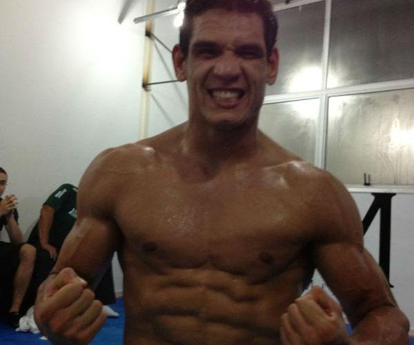 TUF Brazil winner Cezar Ferreira
