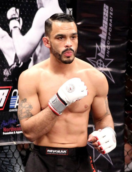 Rob Font finished a perfect 4-0 in 2013 and will look to keep his seven-fight win streak alive Friday night at Twin River Casino in Lincoln, R.I. (CES photo by Kelly MacDonald)