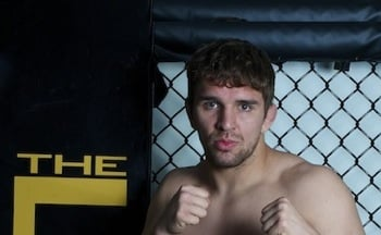 Featherweight prospect Chris Gruetzemacher