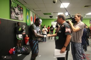 Papa Midnight joins the XFC