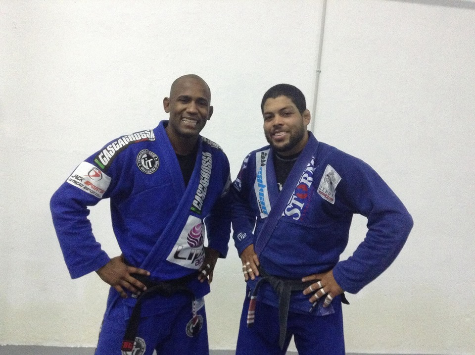 Fernando Terere and Andre Galvao