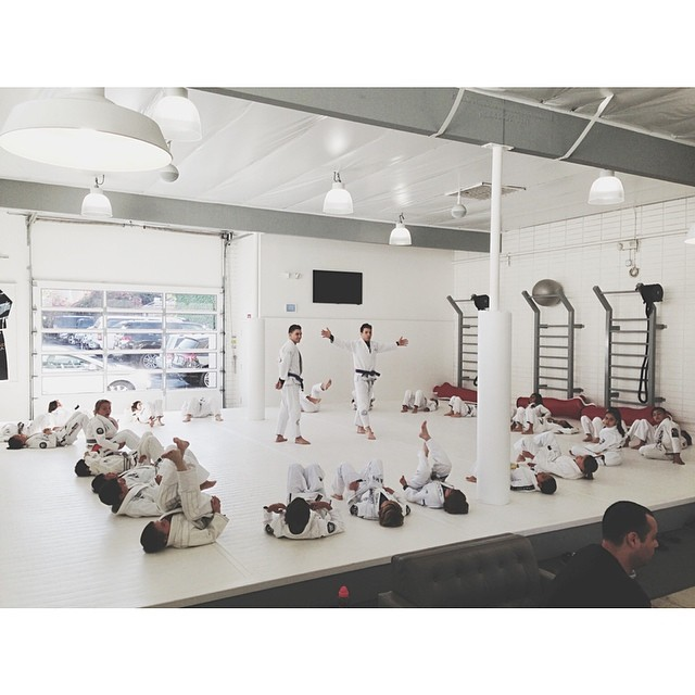 Art of Jiu-Jitsu kids Class - Photo AOJ Facebook