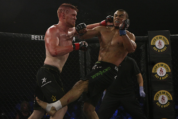MW champion Sam Alvey, one of three title fights to vote for