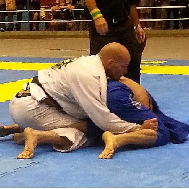 Xande to the Absolute finals in the Brazilian Titles