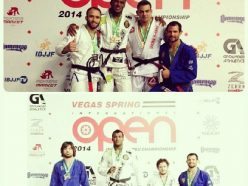 Jackson Souza weight and Absolute winner Las Vegas Open