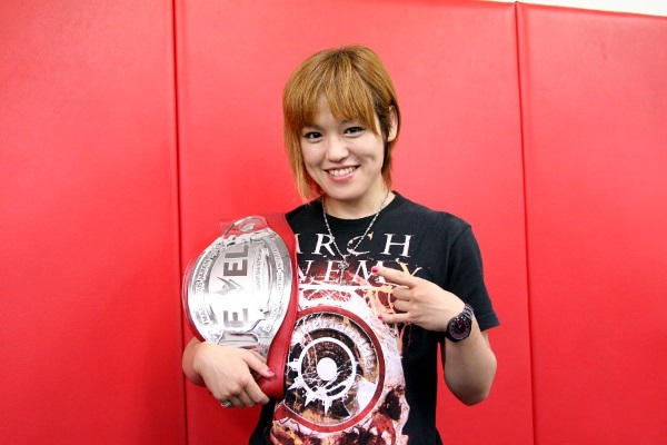 Emi Tomimatsu will be defending her DEEP JEWELS title against Mizuki Inoue on August 9th