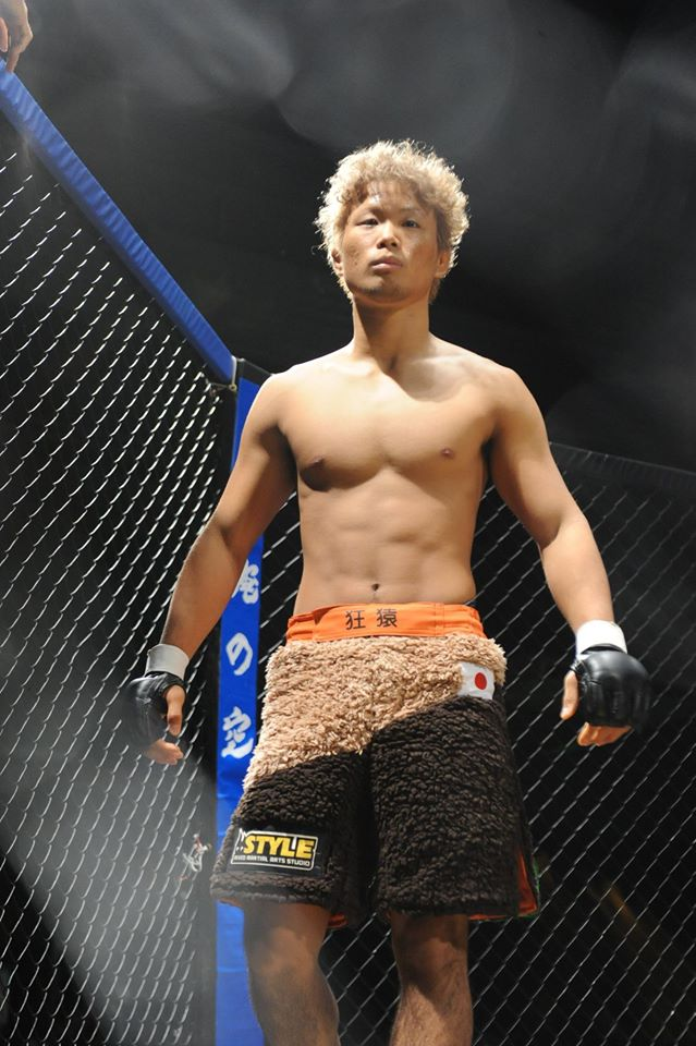 "A 24-year old Yuya ""MONKEY"" Shibata might get a title shot if he beats Kota Ishibashi in DEEP 68"