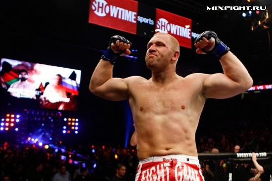 Russian heavyweight Sergei Kharitonev will headline M-1 Challenge in China