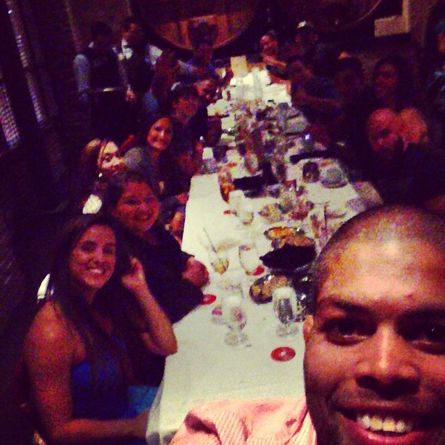 Atos team dinner