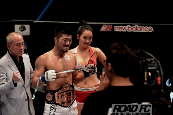 Kwon becomes a Champion