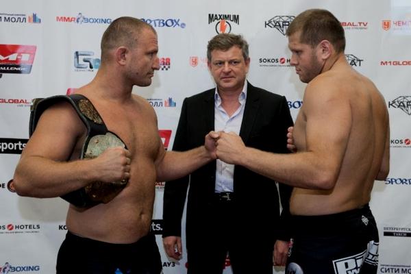 Damian Grabowski vs. Marcin Tybura
