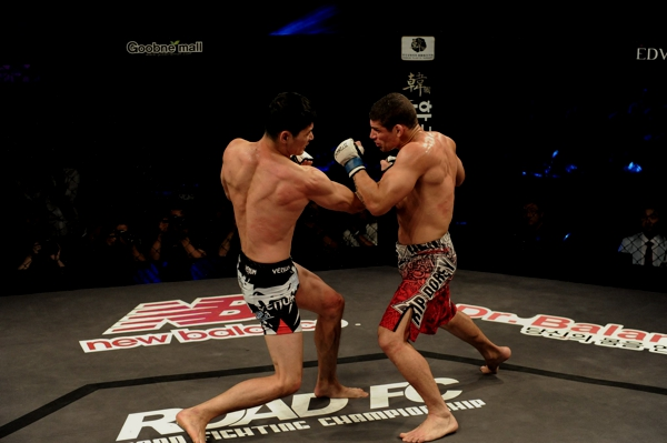 Hoon Kim vs Luis Ramos Draw