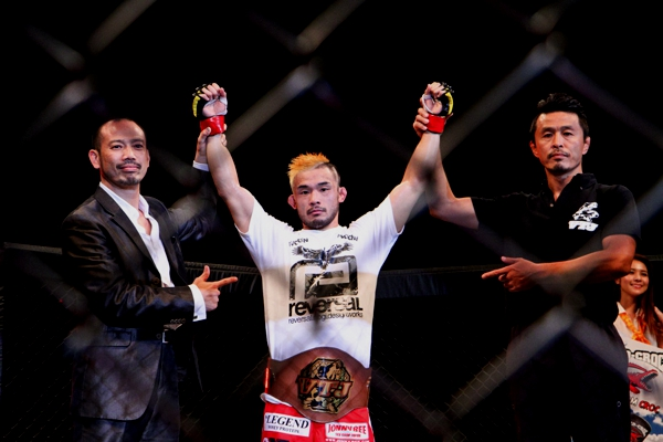 In VJT 6th, Hiromasa Ogikubo defeated Czar Sklavos via convincing decision and conquered VTJ flyweight tournament